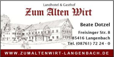 Gasthaus Zum Alten Wirt